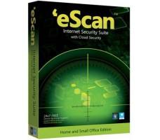eScan Internet Security Suite 1 PC, 1 Year
