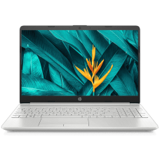 HP 15 8th Gen i3-8145U/4GB/1TB HDD/Windows 10 /Integrated Graphics, Natural Silver