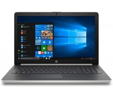 HP 15 Core i3 7th gen 15.6-inch Laptop (4GB/1TB HDD/Windows 10 Home/Natural Silver