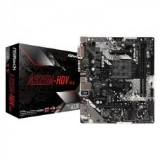 ASRock A320M-HDV Desktop Motherboard