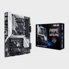 ASUS Prime X470-Pro AMD Ryzen 2 AM4 DDR4 DP HDMI M.2 USB 3.1