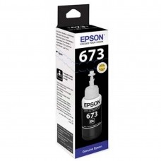 Epson T6731 Black Original ink bottle 70ml