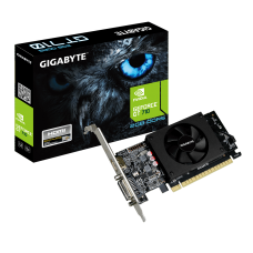 GIGABYTE - Gigabyte Geforce GT 710 2GB DDR5 Graphics Card