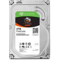 Seagate 2TB Firecuda Internal Solid State Hybrid Drive