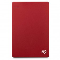 Seagate Backup Plus 2 TB Portable Hard Disk (Red)