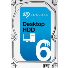 Seagate 6TB Desktop HDD SATA 6Gb/s 128MB