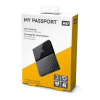 Western Digital My Passport 1TB External Hard Disk
