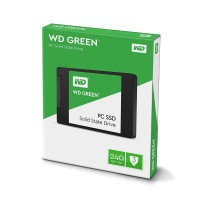 Western Digital  Green 240GB Internal Solid State Drive for Desktop & Laptop