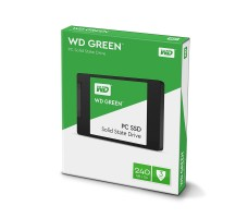 Western Digital  Green 240GB Internal Solid State Drive for Desktop & Laptop