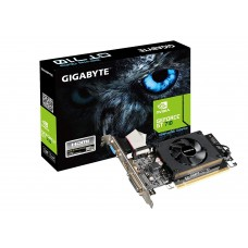 GIGABYTE NVIDIA GEFORCE GT 710 2 GB DDR3 GRAPHICS CARD