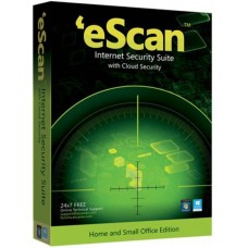 eScan Internet Security Suite 1 PC, 1 Year