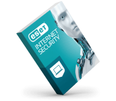 Eset Internet Security- 1 PC 1 Year