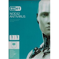 ESET NOD32 Antivirus 1 PC, 1 Year
