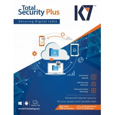 K7 Total Security Plus - 5User, 1 Year