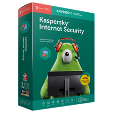 KASPERSKY INTERNER SECURITY 3 USER 1 YEAR