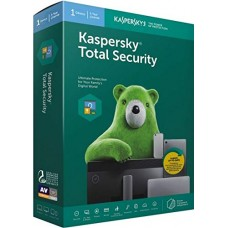 Kaspersky Total Security  1PC 1Year E-Mail Download