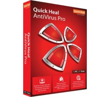 QUICK HEAL ANTIVIRUS PRO 1 PC for 1 Year