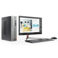 Lenovo Ideacentre 510S 8thGen Core i3-8100/4GB/1TB HDD/Windows