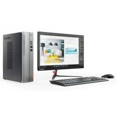 Lenovo Ideacentre 510S Tower Desktop 9th Gen Core i3-9100/4GB/1TB HDD/Windows/Intel UHD Graphics