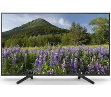 Sony X70F| LED | 4K Ultra HD | High Dynamic Range (HDR) | Smart TV
