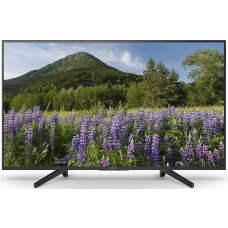 Sony X70F| LED | 4K Ultra HD | High Dynamic Range (HDR) | Smart TV