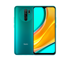 Redmi 9 Prime 4GB+128GB, Mint Green /Matte Black / Space Blue / Sunrise Flare