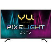 VU 126 cm (50 inches) Pixelight 4K HDR Smart LED TV 50QDV