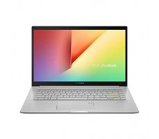 "ASUS Vivobook Ultra-15 Core i5-1135G7 16GB 256SSD+1TB 15.6"" FHD Win10+Office Backlit KB FP"