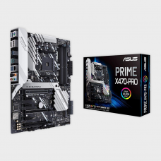 ASUS Prime X470-Pro AMD Ryzen 2 AM4 DDR4 DP HDMI M.2 USB 3.1