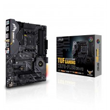 Asus TUF Gaming X570-PLUS WIFI AMD AM4 Motherboard HDMI, DP, SATA 6Gb/s, USB 3.2 Gen2 l  RGB