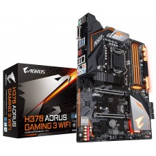 GIGABYTE - H370 AORUS GAMING 3 WIFI  With HDMI/M.2/ATX/DDR4