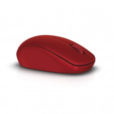 Dell Wireless Mouse WM126 - Red (4W71R)