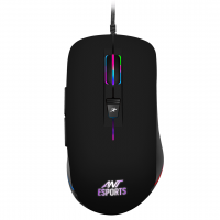 Ant Esports GM100 RGB Optical Wired Gaming Mouse