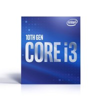 Intel Core i3-10100 Processor 6M Cache, up to 4.30 GHz