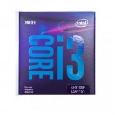 Intel® Core™ i3-9100F 9th Gen Processor 6M Cache, up to 4.20 GHz