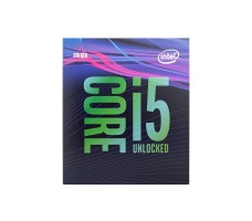 Intel Core I5 9600K  9thGen 6Cores up to 4.6 GHz Turbo Unlocked LGA1151 Processor