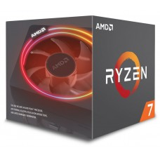 AMD - RYZEN-7-2700X CPU 8Cores 16 Threads up to 4.3GHz 20MB Cache AM4 Socket