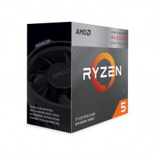 AMD Ryzen 5 3400G with Radeon RX Vega 11 Graphics 3rd Gen Desktop Processor