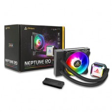 Antec Neptune 120 ARGB All-in-one Liquid CPU Cooler with Aluminum Radiator For Intel/AMD