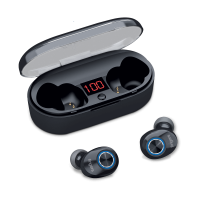 Fingers BFF TWS Pods - True Wireless Earbuds With USB Charging Station